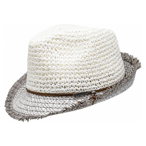 Chillouts Dakar Hat Hat old white grey