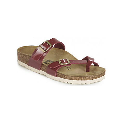 Birkenstock MAYARI women's Sandals in Red