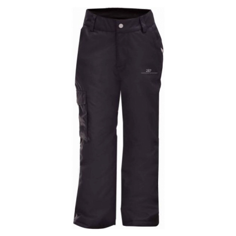 2117 TÄLLBERG gray - Kids' ski trousers