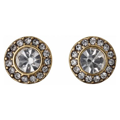 Pilgrim Clementine Earrings Gold