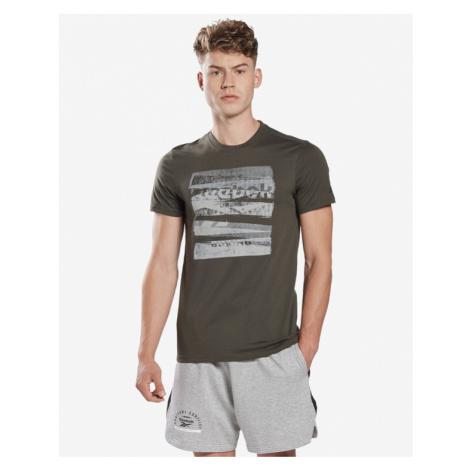 Reebok Combat Core Boxing T-shirt Green