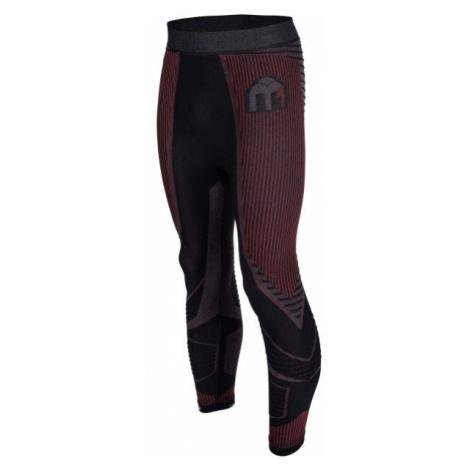 Mico 3/4 TIGHT PANTS M4 black - Functional pants