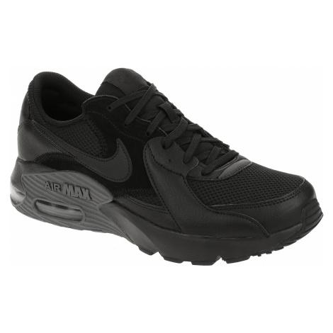 shoes Nike Air Max Excee - Black/Black/Dark Gray - men´s