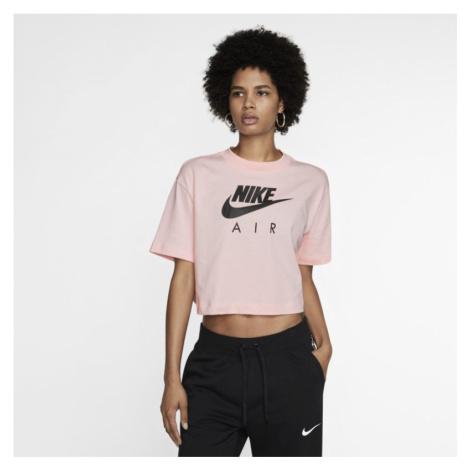 Nike Air Women's Short-Sleeve Top - Pink