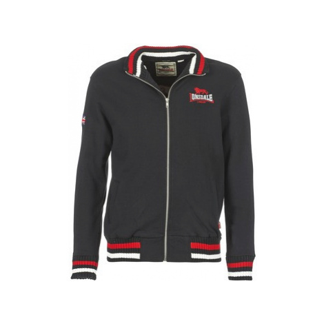Lonsdale DOVER men's Sweatshirt in Black