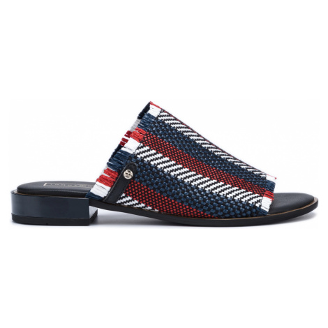 Tommy Hilfiger Slippers Blue Red