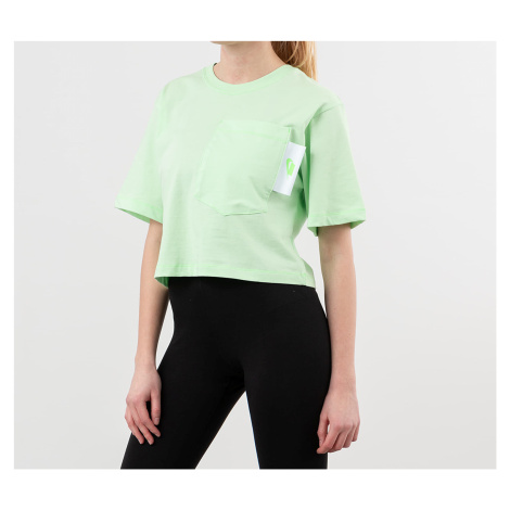 Nike Sportswear Crop Top Vapor Green/ White/ Green Strike