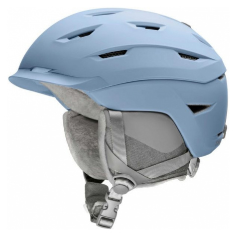 Smith LIBERTY blue - Women's ski helmet