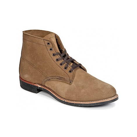 Red Wing MERCHANT men's Mid Boots in Brown