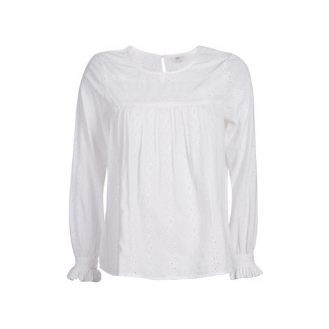 Only ONLAMELIA women's Blouse in White