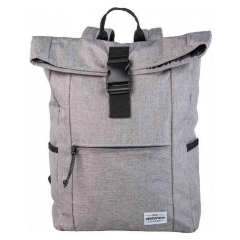 Reaper DIPLO grey - City backpack