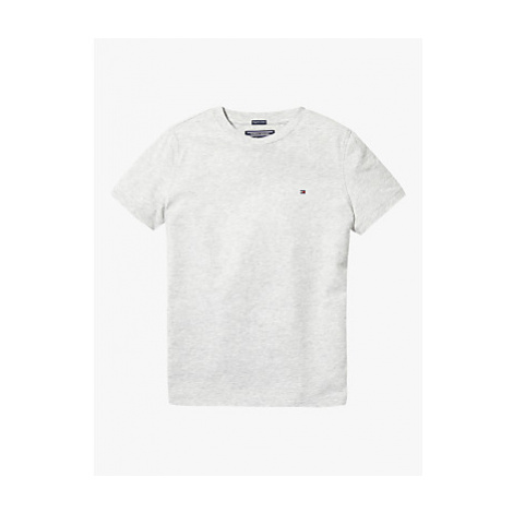 Tommy Hilfiger Boys' Basic Crew Neck Short Sleeve Top