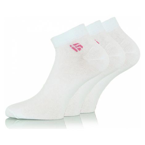 socks Funstorm Ralla 3 Pack - White