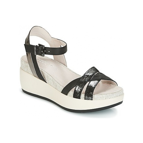Lumberjack BLANCHE women's Sandals in Black