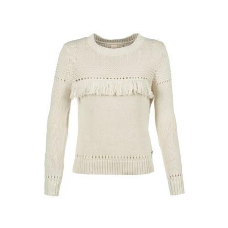 Roxy COVE DWELLER women's Sweater in White