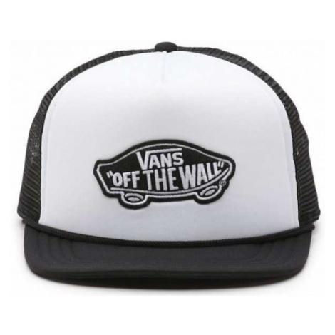 Vans CLASSIC PATCH TRUCKER white - Men's baseball cap