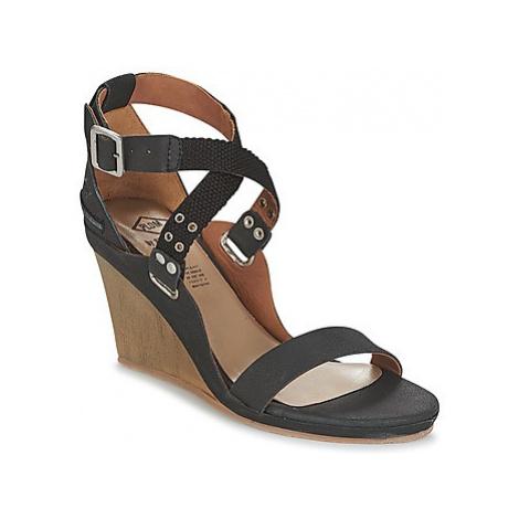 PLDM by Palladium FICARIA NAT women's Sandals in Black