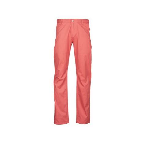 Dockers ALPHA LIGHTWEIGHT TWILL men's Trousers in Red