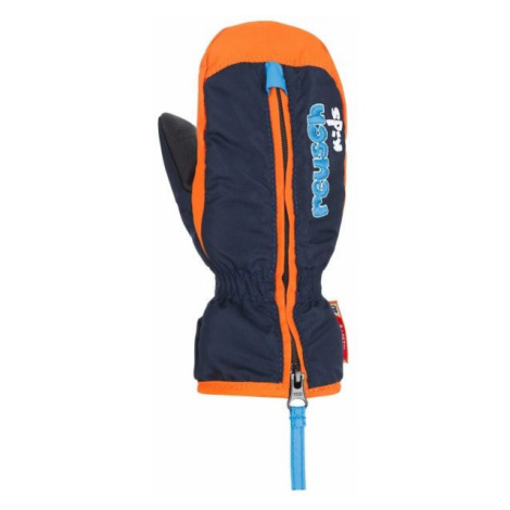 Reusch BEN MITTEN blue - Kids' ski gloves