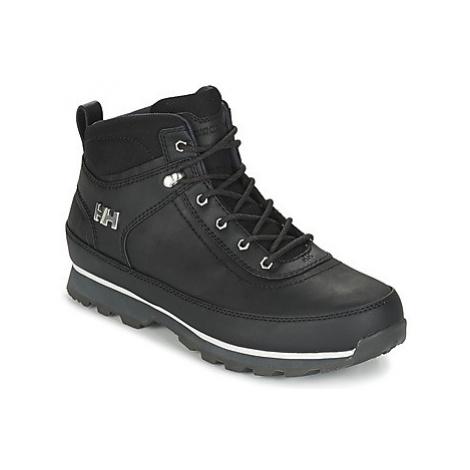 Helly Hansen CALGARY men's Mid Boots in Black