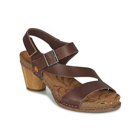 Art I LAUGH 1111 women's Sandals in Brown