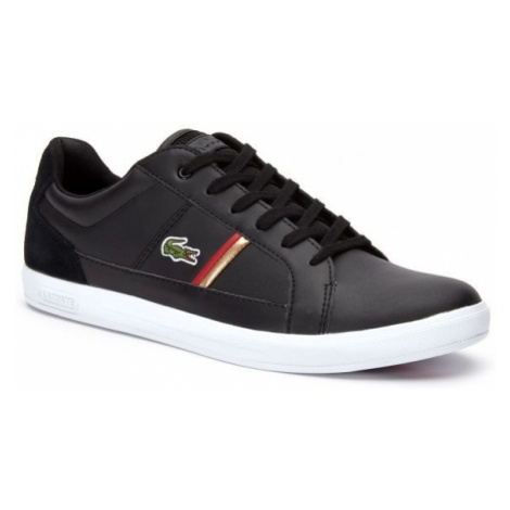 Lacoste EUROPA 319 black - Men's low-top sneakers