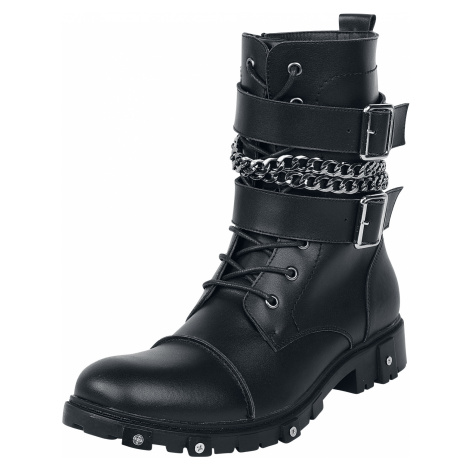 Gothicana by EMP - Solstice - Boots - black