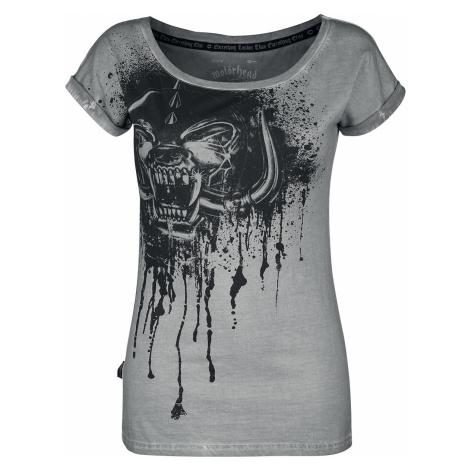 Motörhead - EMP Signature Collection - Girls shirt - grey