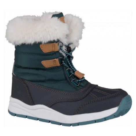ALPINE PRO TEUTO - Children's winter shoes