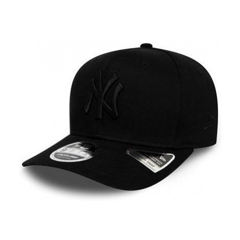 New Era 9FIFTY STRETCH SNAP NEW YORK YANKEES black - Men's club baseball cap