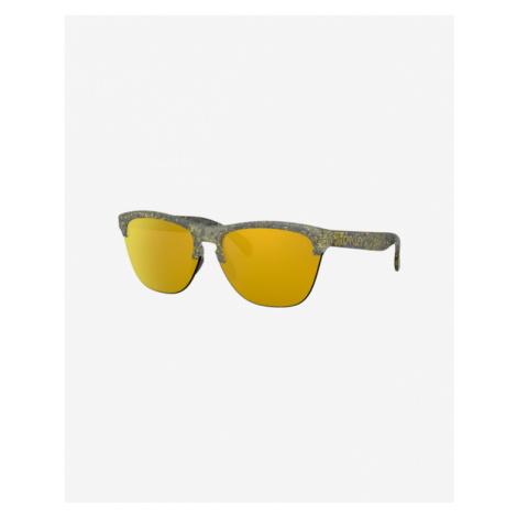 Oakley Frogskins™ Lite Sunglasses Black Gold