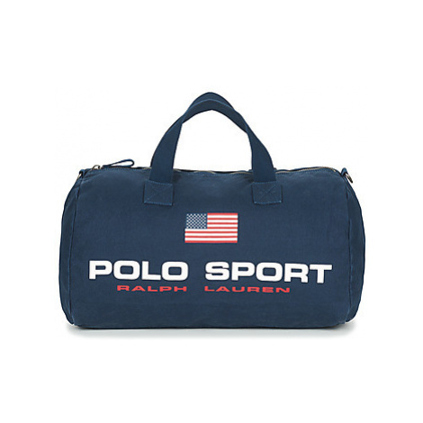 Polo Ralph Lauren P SPRT DUFF men's Travel bag in Blue