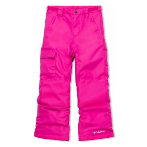 Columbia BUGABOO™ II PANT pink - Kids' winter trousers