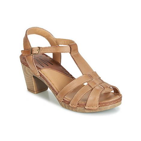 Wildflower LINDBERG women's Sandals in Brown
