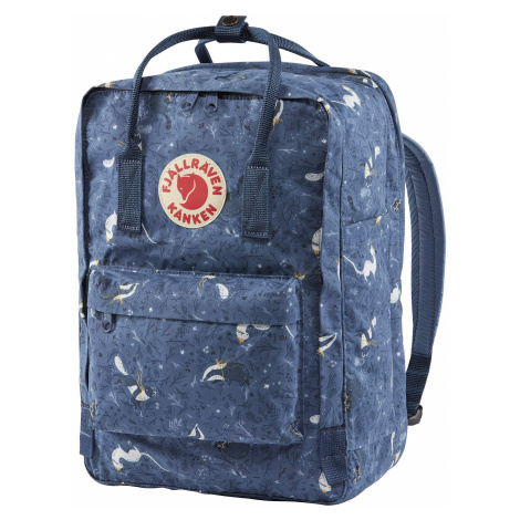 backpack Fjällräven Kanken Art Laptop 15 - 975/Blue Fable