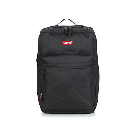 Levis THE LEVI'S L PACK STANDARD ISSUE men's Backpack in Black Levi´s