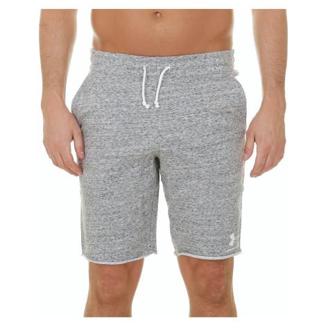 shorts Under Armour Sportstyle Terry - 112/White - men´s