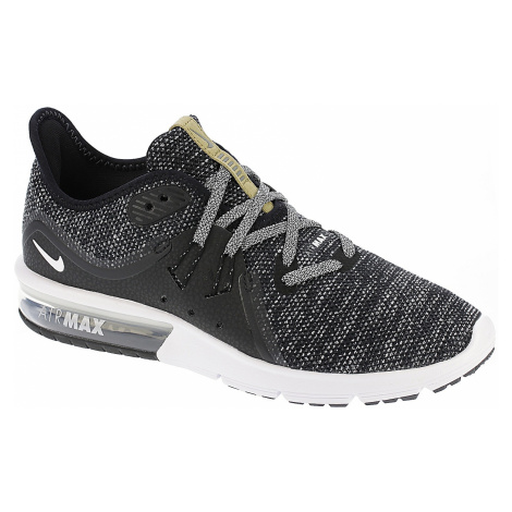 shoes Nike Air Max Sequent 3 - Black/White/Dark Gray