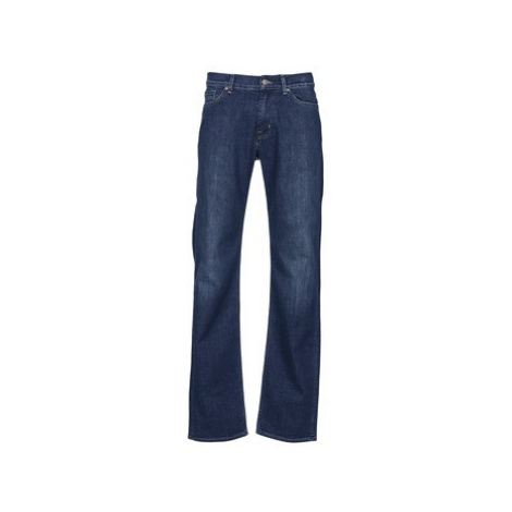 7 for all Mankind SLIMMY LUXE PERFORMANCE men's Skinny Jeans in Blue