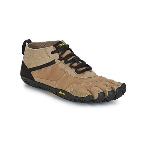 Vibram Fivefingers V-TREK men's Running Trainers in Kaki