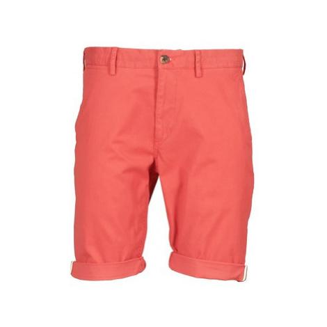 Ben Sherman STRETCH SLIM SHORT men's Shorts in Red