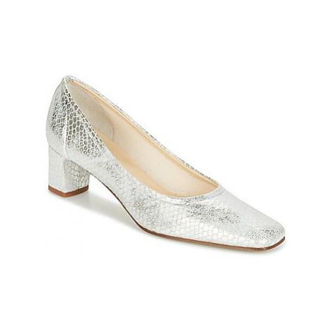 Elizabeth Stuart ERNANI women's Court Shoes in Silver