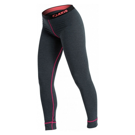 Axis COOLMAX PANTS grey - Women's thermo pants