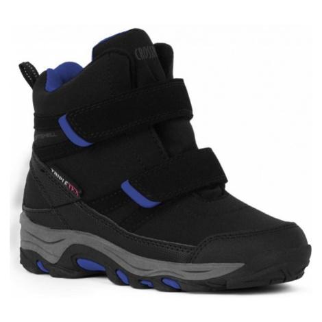 Crossroad CULLYHIGH blue - Children's Trekking Footwear