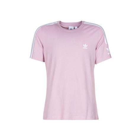 Adidas TECH TEE men's T shirt in Grey
