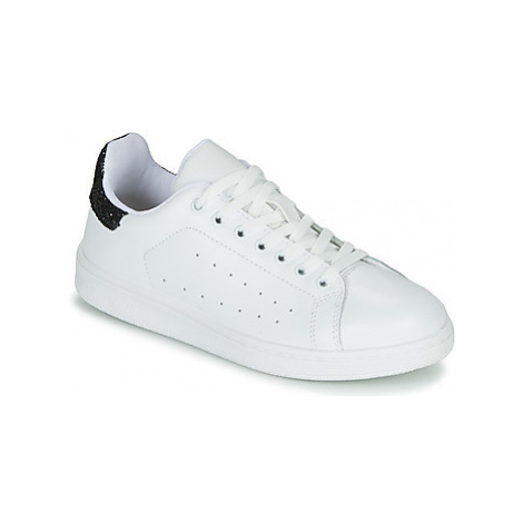 Yurban SATURNA women's Shoes (Trainers) in White
