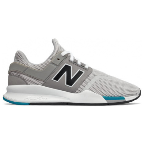 New Balance 247 Shoes - Rain Cloud/Black