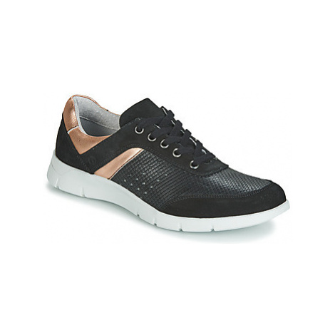Yurban JEBELLE women's Shoes (Trainers) in Black