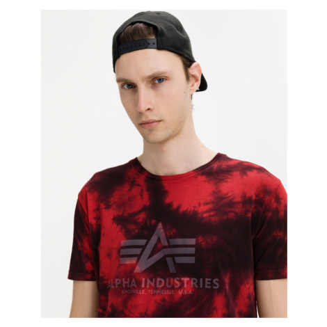 Alpha Industries T-shirt Red