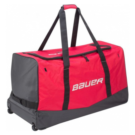 Bauer 17656 CORE WHEELED BAG SR red - Hockey bag